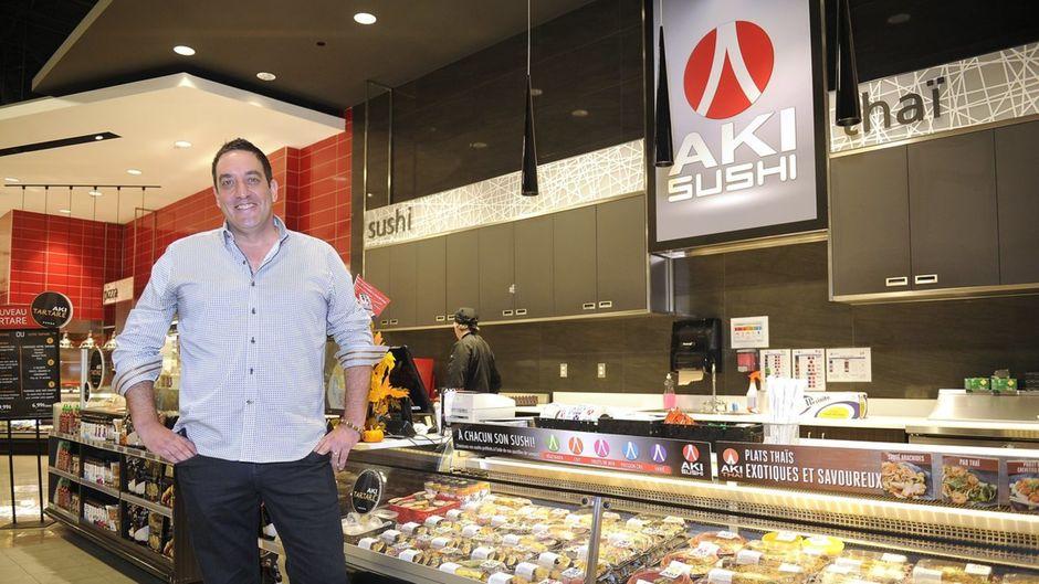 Claude Guay - Aki sushi