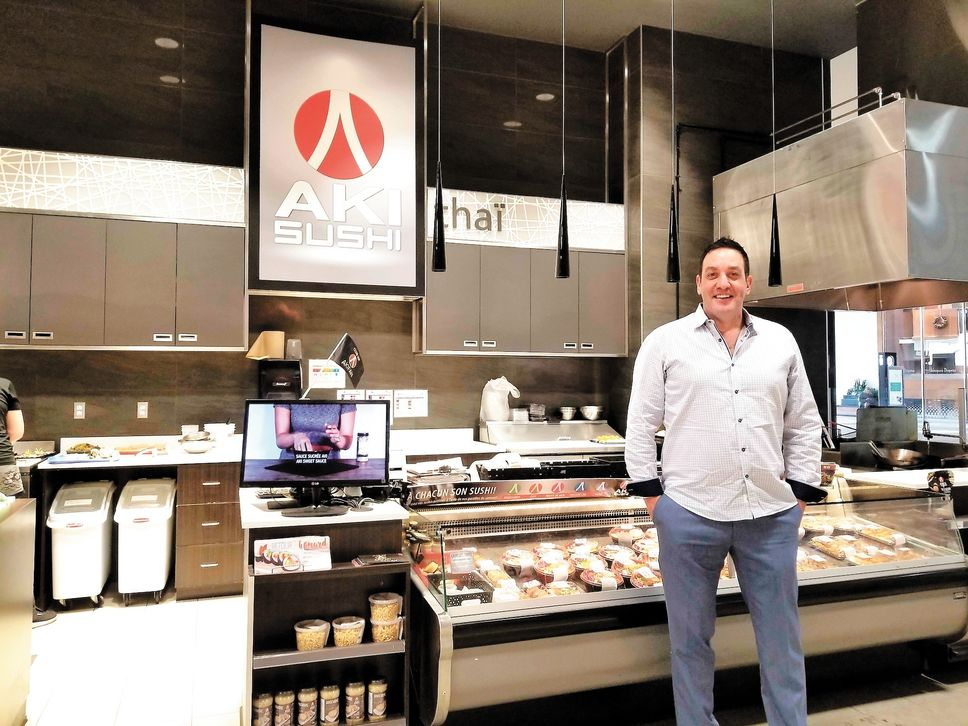 Aki Sushi Journal de quebec